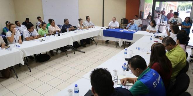 Colón sigue bajando su índice de violencia: Mauricio Ramírez Landaverde