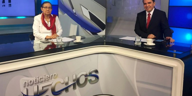 FMLN no votará por reforma que afecte a los pensionados: Norma Guevara