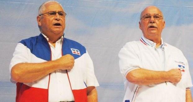 Las más de 200 cuentas bancarias investigadas de los expresidentes Cristiani y Calderón Sol