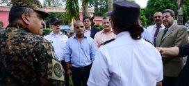 Implementan planes de seguridad para centros educativos en San Salvador