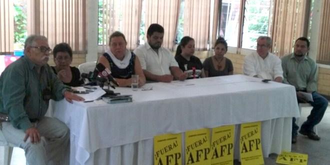 ''La reforma es resultado del chantaje político de la derecha oligárquica'': ASGOJU