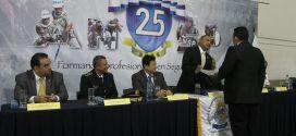 IES-ANSP gradúa la Primera Promoción de Técnicos en Ciencias Policiales