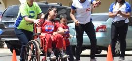 Impulsan el deporte inclusivo en Atiquizaya