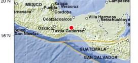 Rescate en Ciudad de México se suspende por nuevo sismo de 6,1 grados