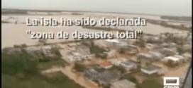 Empeoran las condiciones en Puerto Rico tras el azote del huracán María