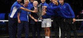 Federer entrega a Europa  la primera Copa Laver