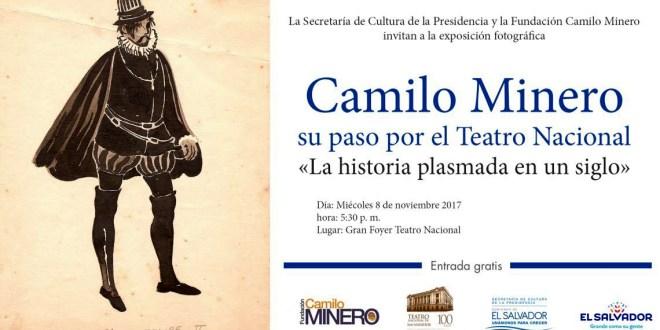 Camilo Minero mostró  al mundo las carencias  de la clase trabajadora