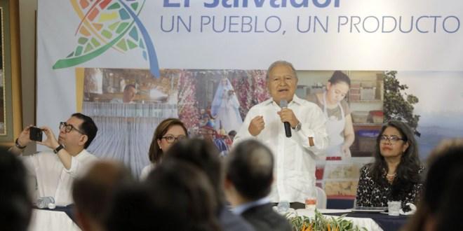 El Salvador apuesta a la capacidad  productiva para lograr el desarrollo integral