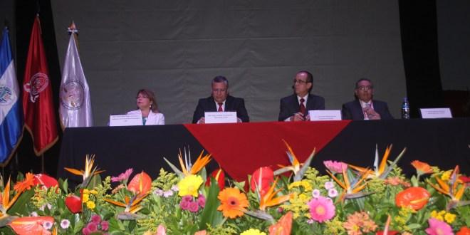Inauguran Congreso Internacional de Derechos Universitarios