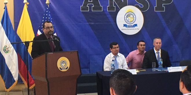 ANSP continúa con labor  de especializar a policías