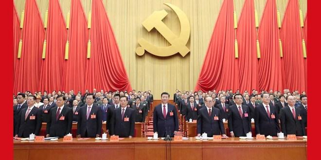 Enfoque de China: Un nuevo liderazgo en el PCCh para la nueva era