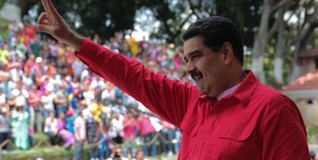 Maduro: vamos a votar por la paz y el desarrollo