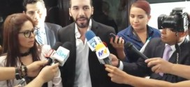 Juzgado de Paz exonera a Nayib Bukele