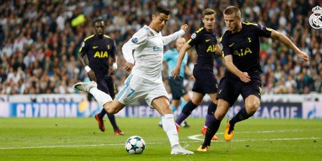 Real Madrid y Tottenham igualan en un choque eléctrico