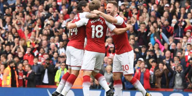 Arsenal sigue en recuperación y Liverpool no pasa del empate