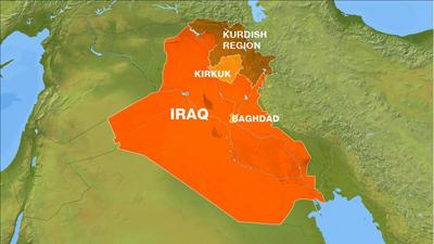 Las fuerzas iraquíes lanzan gran ofensiva en provincia disputada a kurdos