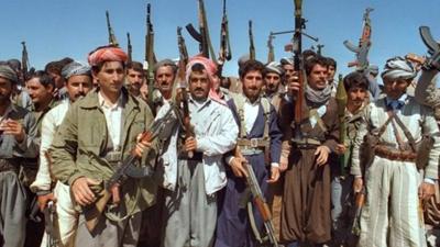Ejército y fuerzas kurdas iraquíes frente a frente en provincia de Kirkuk