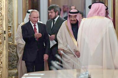 Moscú-Riad: ¿el desgaje de otro aliado de Washington?