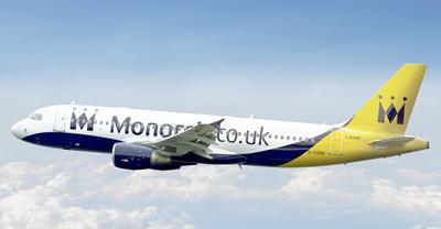 Aerolínea británica Monarch quiebra y deja a 110.000 pasajeros varados