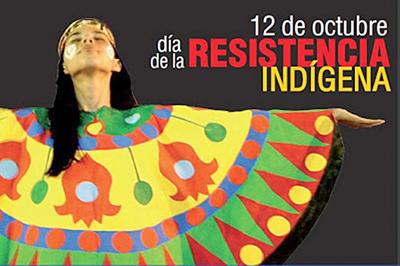 Venezolanos celebran Día de la Resistencia Indígena