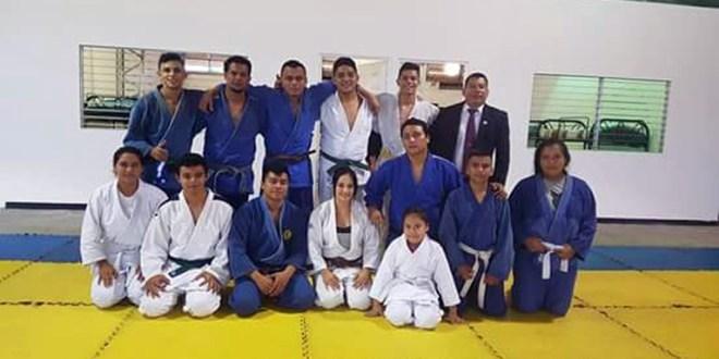 San Martín ya tiene gimnasio de Judo
