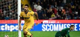 Juventus golea al Udinese