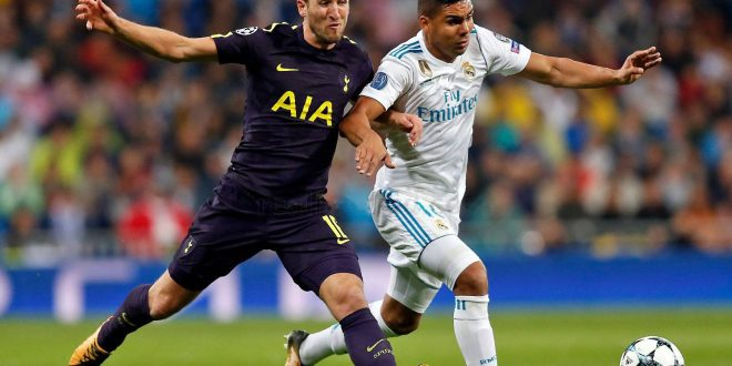 Real Madrid y Tottenham dirimen el liderato en Wembley