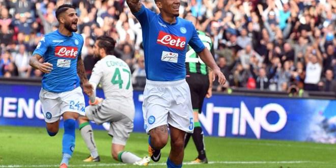 Napoli vuelve al liderato en la Serie A