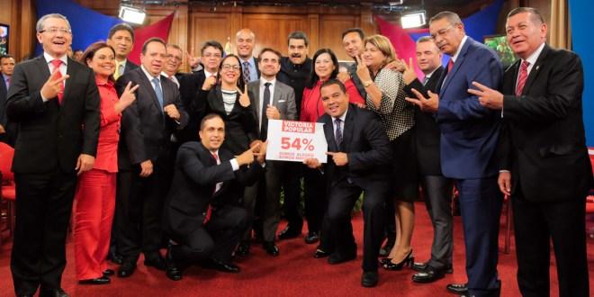Destacan victoria  bolivariana contra  violencia e intervención foránea