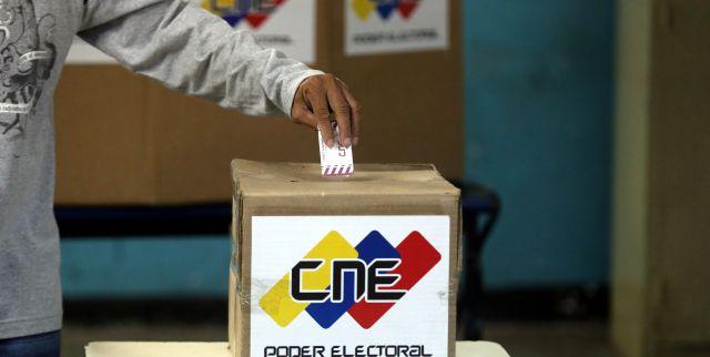 Instalado 100% de mesas de votación en 19 estados