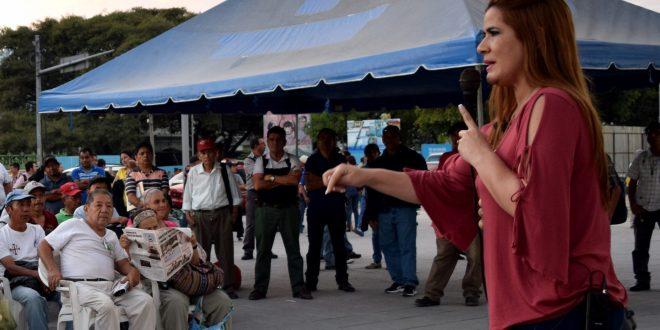 ARENA pretende ganar votos  con el miedo