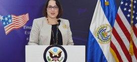 Embajadora de USA advierte  que TPS ya no es justificable
