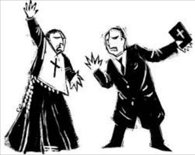 Católicos y protestantes piden perdón por la violencia entre ellos en cinco siglos