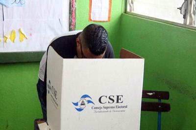 Certifican tranquilidad en comicios municipales de Nicaragua