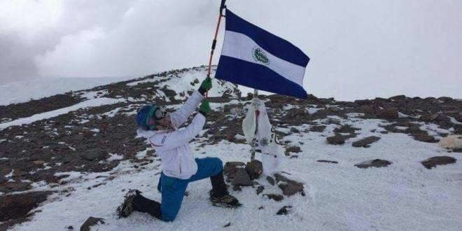 Alfa Karina escalará los volcanes ecuatorianos