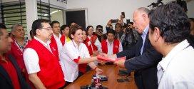 Candidata del FMLN promete  Ciudad Mujer en San Salvador