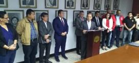 Vicepresidente presenta decreto para asegurar gratuidad de la educación superior