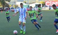 Santa Tecla se verá las caras con Limeño en los cuartos de final del torneo Apertura 2018. Foto Diario Co Latino/Archivo.