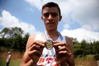Los entrenamientos ya han dado frutos, algunos de estos jóvenes ya han ganado medallas en competencias. Foto Diario Co Latino/ David Martínez