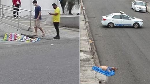 Guayaquil: Ecuador: cientos de vídeos de incineraciones en plena ...
