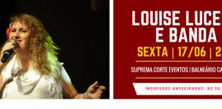 Louise Lucena e Banda | Balneário Camboriú
