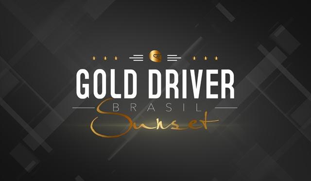 Gold Driver Sunset em Florianópolis