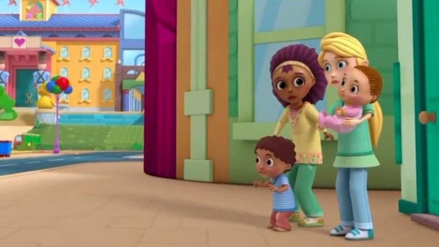 Disney Promove Casal Lesbico Em Famoso Desenho Infantil