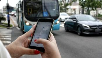 Fiscalização de ônibus de turismo em Balneario Camboriu é intensificada
