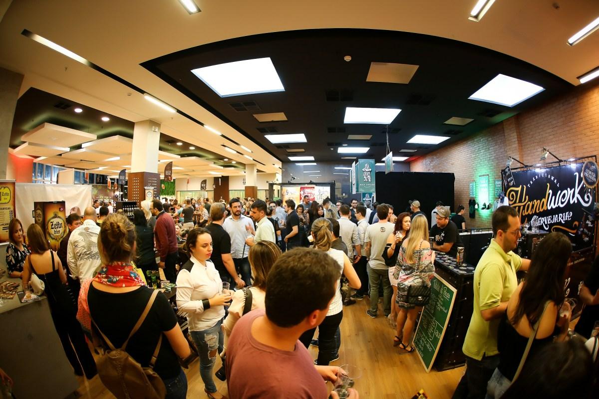 Mais de 50 rótulos de cerveja ganham vitrine no Balneário Beer Week