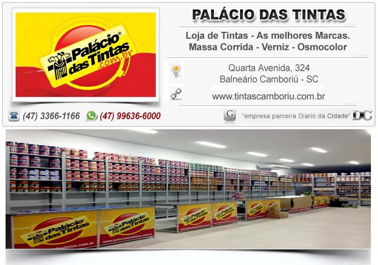Tintas Balneário Camboriú