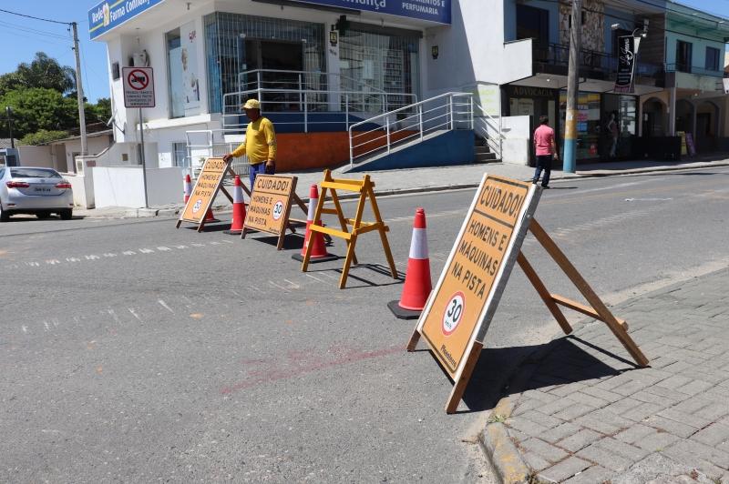 Obras da Beira-rio e do Binário do aeroporto retornam os serviços