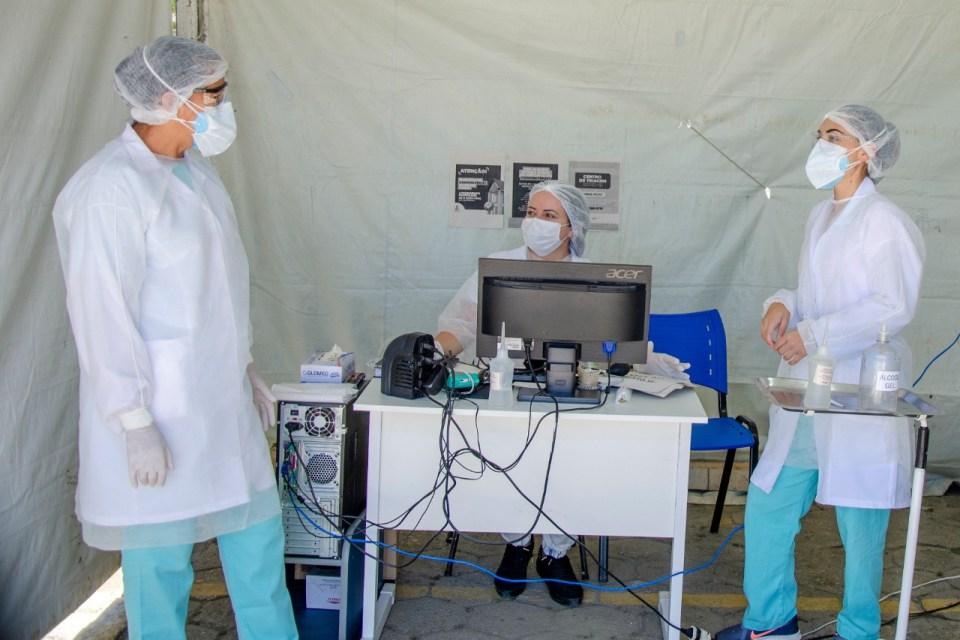 Porto Belo confirma dois casos para Coronavírus