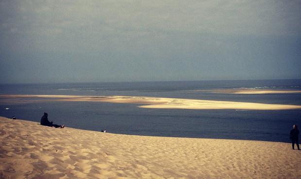 Vistas Duna du Pilat, Arcachon