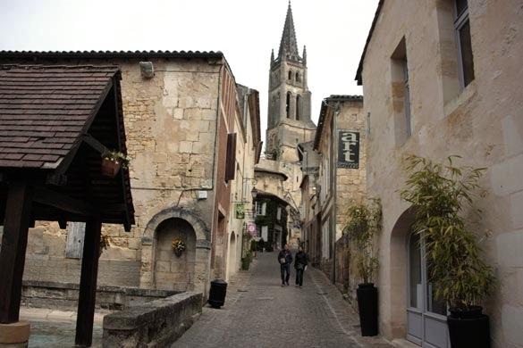 Saint-Emilion-Francia